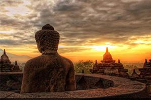 Tour Indonesia – Khám Phá Borobudur Huyền Bí