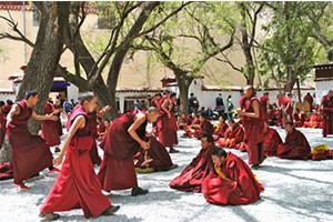 Tour Tây Tạng Huyền Bí – Thánh Hồ Namtso
