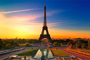 Tour du lịch Châu Âu : Pháp – Bỉ – Hà Lan