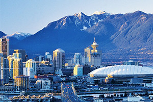 Toàn cảnh Đông – Tây Canada