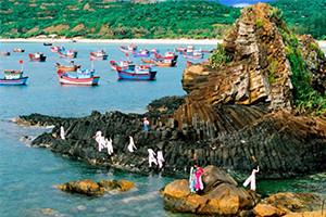 Tour Phú Yên: Ghềnh Đá Dĩa – Biển Đại Lãnh – Đầm Ô Loan